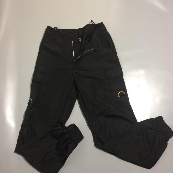 Shein high waist loose pants